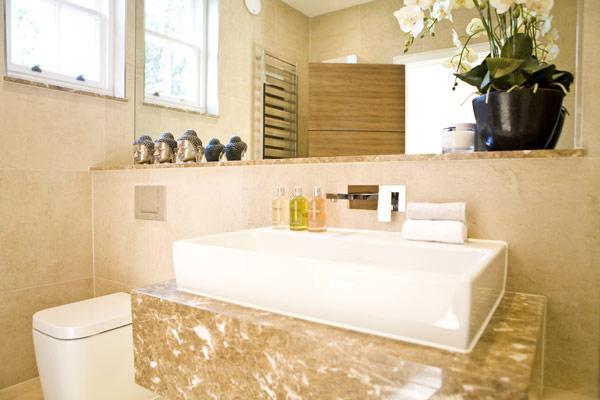 Hill View Bathroom IV 1 Blanca Sanchez: Kupatila koja će vas opčiniti