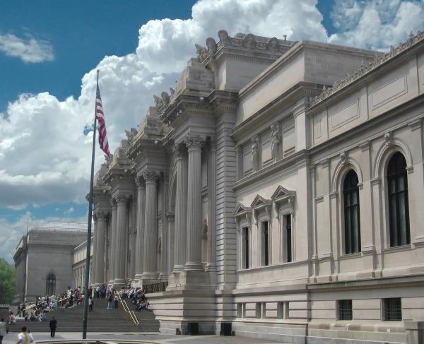 Image Metropolitan Museum of Art entrance NYC NY picnikq Najposećeniji muzeji sveta