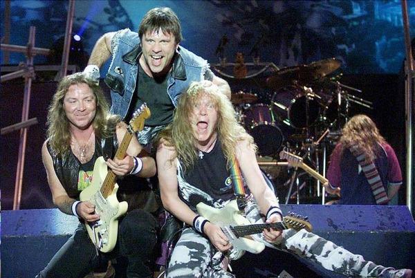 Iron Maiden Rock in Rio Muzičke vesti: Hallelujah