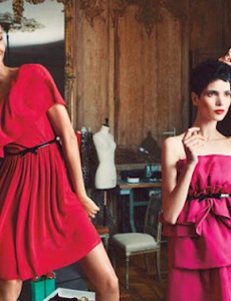 La Moda Italiana: Moda za crveni tepih