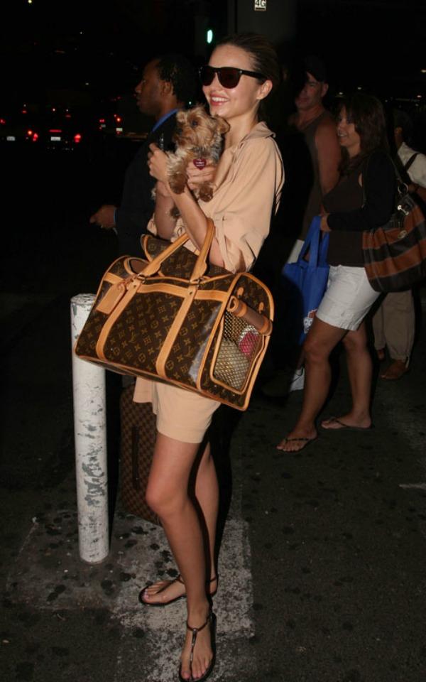 M12 Street Style: Miranda Kerr