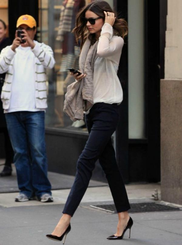 M2 Street Style: Miranda Kerr