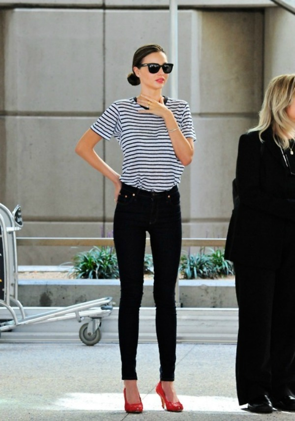 M5 Street Style: Miranda Kerr
