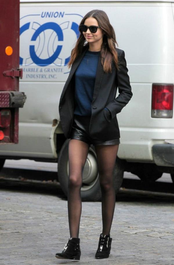 M6 Street Style: Miranda Kerr