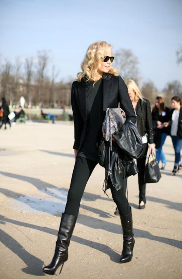 NatashaPoly Street Style: Natasha Poly