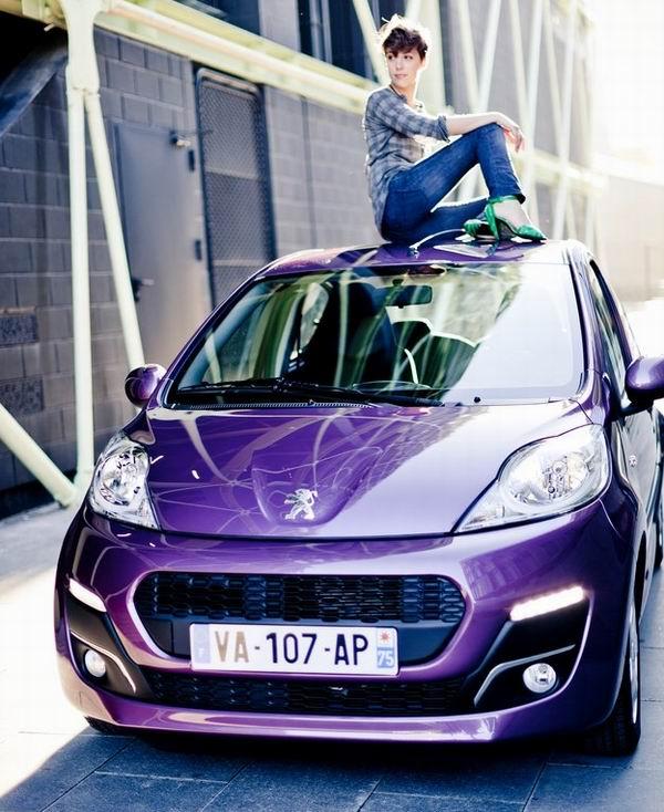 Peugeot 107 2013 1024x768 wallpaper 22 200km/h: U trećoj