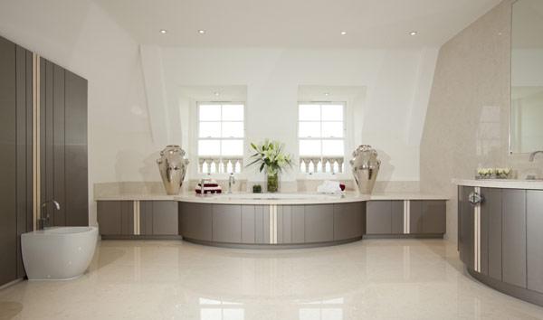 Ravenridge Bathroom 1 Blanca Sanchez: Kupatila koja će vas opčiniti
