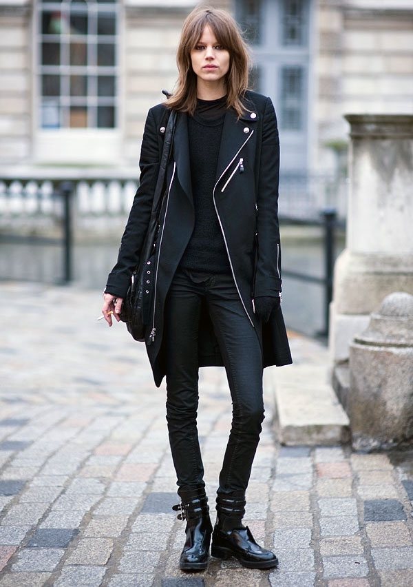 SLIKA 11 Street Style: Freja Beha Erichsen
