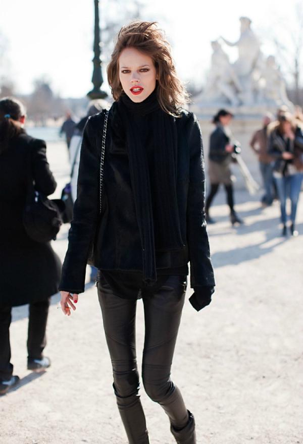 SLIKA 4 Street Style: Freja Beha Erichsen