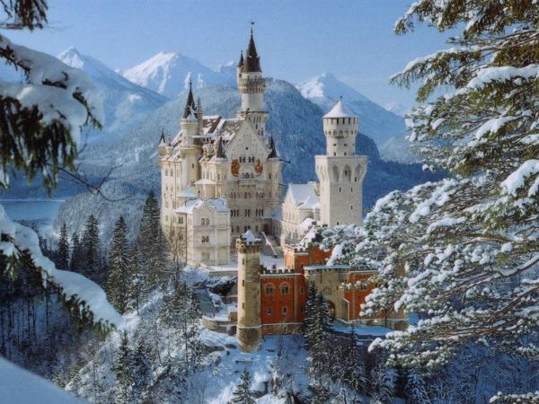 Slika 1 Pet najlepših dvoraca na svetu