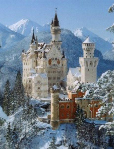 Pet najlepših dvoraca na svetu