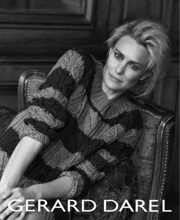 Slika 118 Gerard Darel: Još jedna glumica u svetu mode