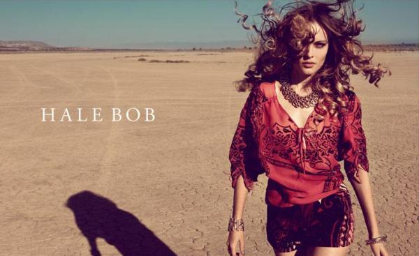 Slika 124 Hale Bob: Hipi elegancija