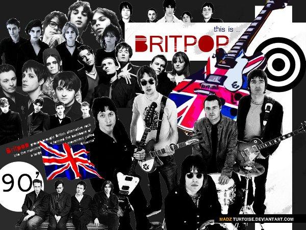 Slika 131 Britpop, šarm britanskog zvuka