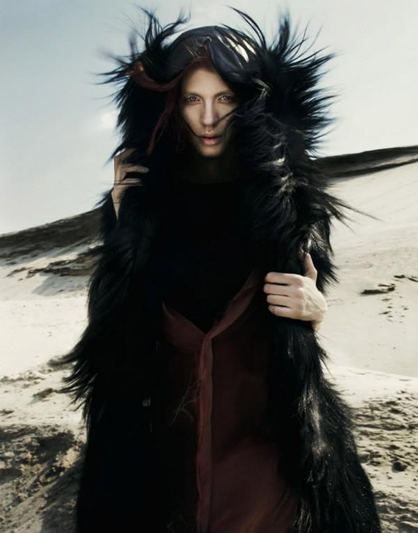 Slika 135 Litkovskaya: Kolekcija kao iz nordijske bajke