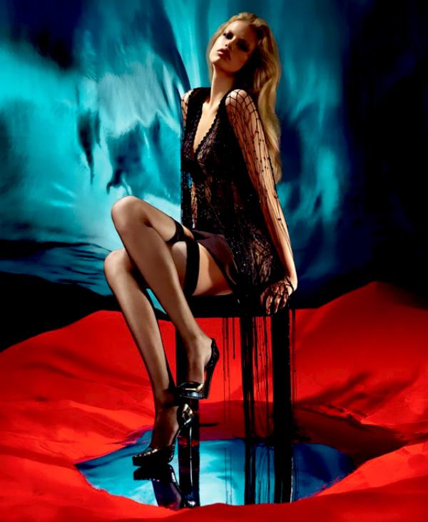 Slika 149 Plein Sud: Crno za zavodnice