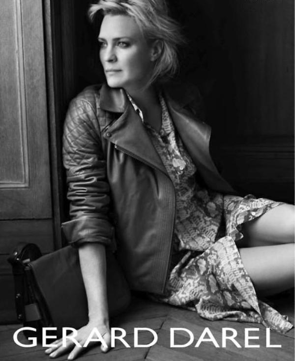 Slika 215 Gerard Darel: Još jedna glumica u svetu mode