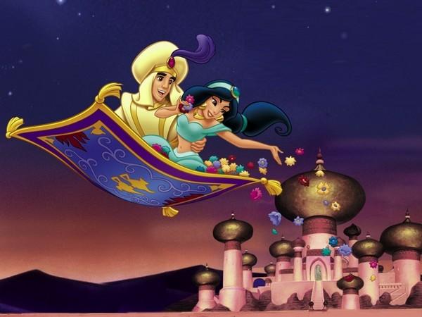 Slika 228 Animirani petak: Aladin