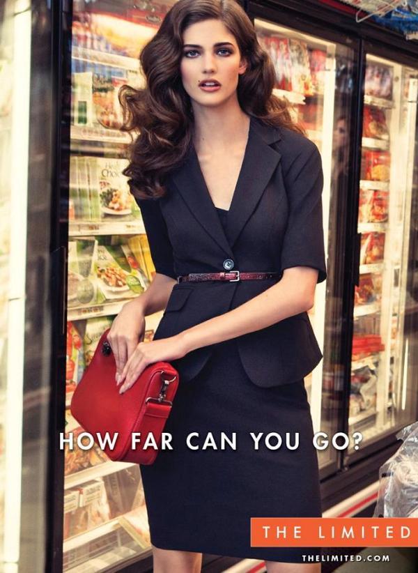 Slika 28 The Limited: Moda za elegantne i praktične devojke