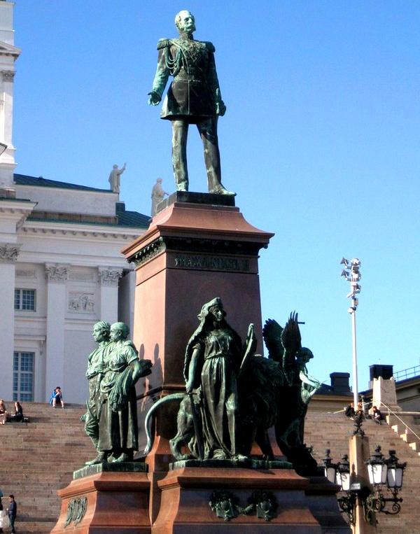 Slika 31 Trk na trg: Senaatintori, Helsinki