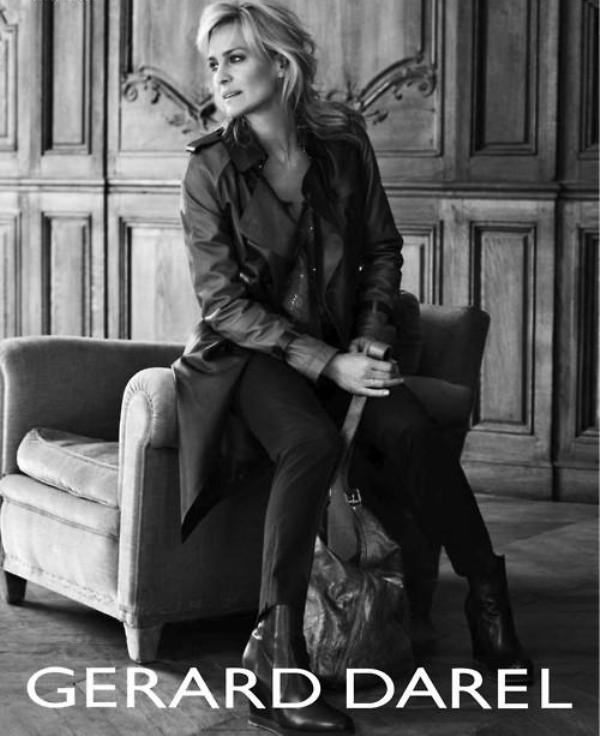 Slika 313 Gerard Darel: Još jedna glumica u svetu mode