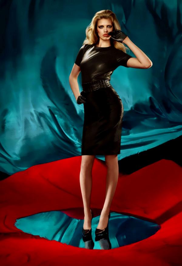 Slika 335 Plein Sud: Crno za zavodnice