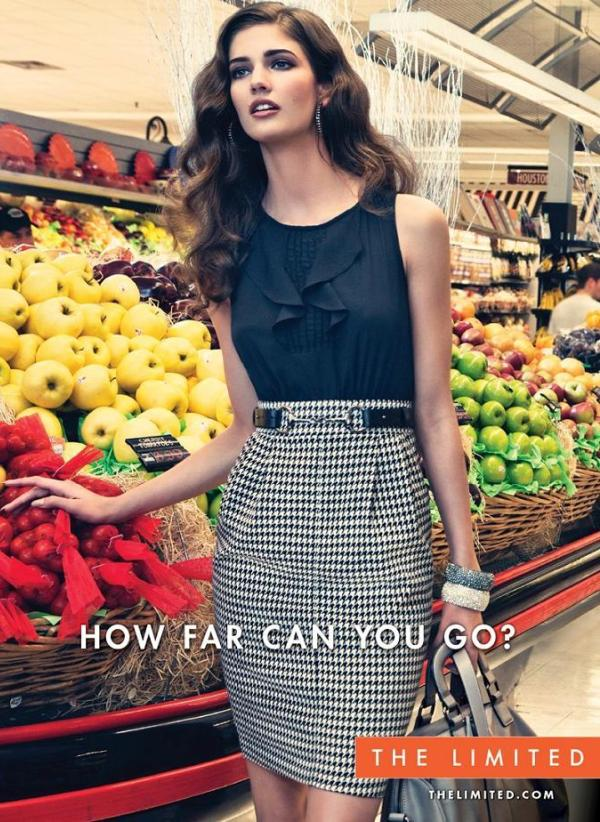 Slika 38 The Limited: Moda za elegantne i praktične devojke