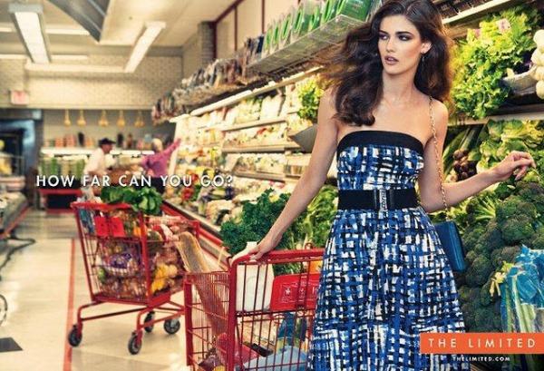 Slika 47 The Limited: Moda za elegantne i praktične devojke