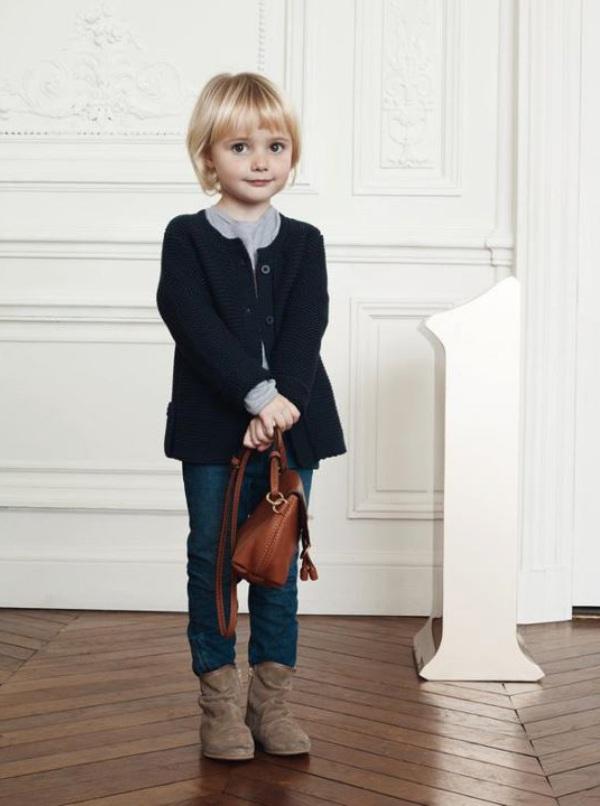 Slika 54 Chloé Children: Odeća za decu koju žele i odrasle žene