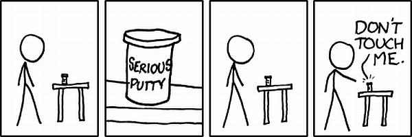 Slika 7 Umetnost stripa: XKCD