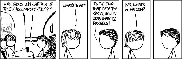 Slika 9 Umetnost stripa: XKCD
