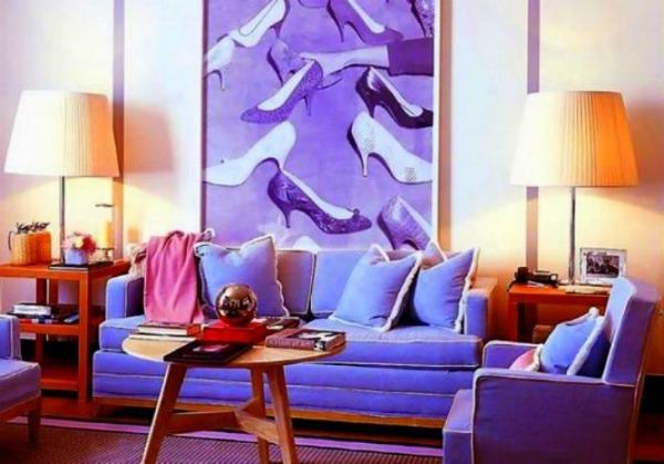 Slika29 Pop art u životnom prostoru