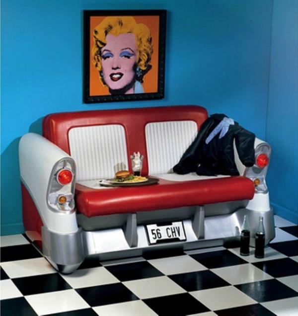 Slika38 Pop art u životnom prostoru