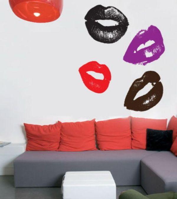 Slika63 Pop art u životnom prostoru