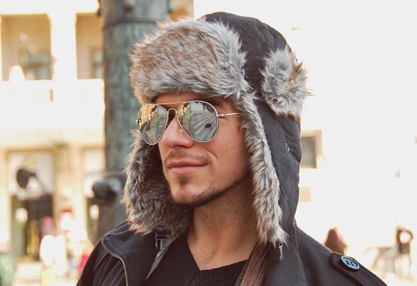 Stefan4 Belgrade Style Catcher: Hladni januarski dani
