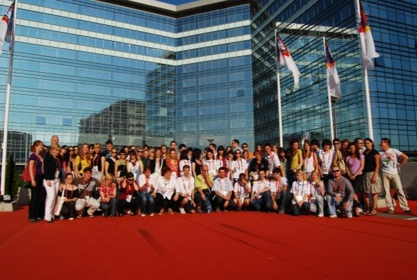 UB 2 Volonteri svih zemalja, ujedinite se