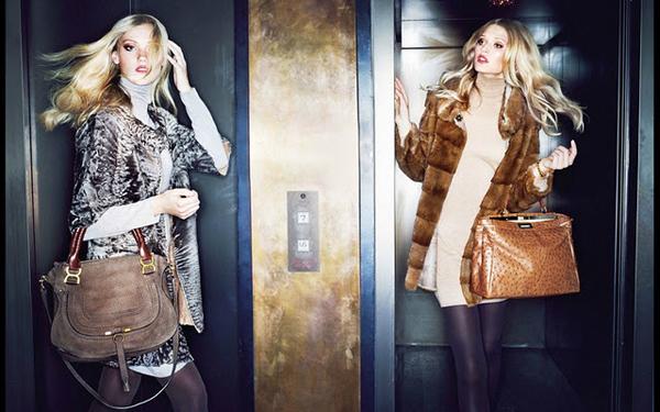 Unger Fall Winter 2011 Campaign3 Unger: Kako dame kažu