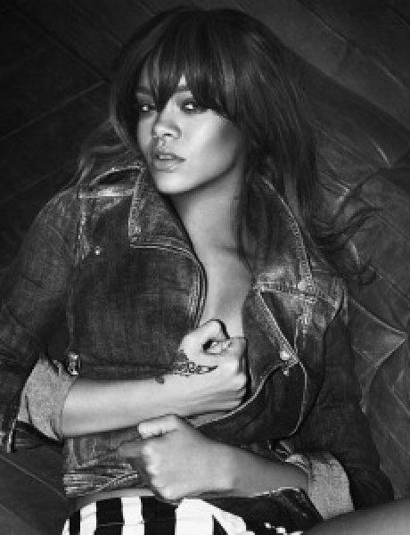 Rihanna za Armani: Seksi i zavodljiva