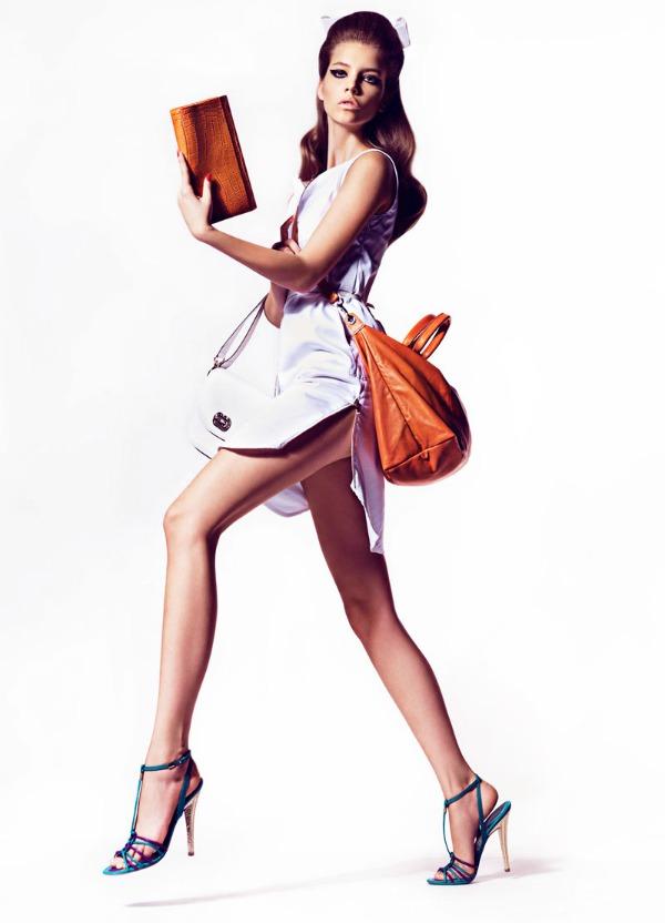 "barbara palvin7  ""Vogue Spain"": Barbara Palvin kao seks simbol"