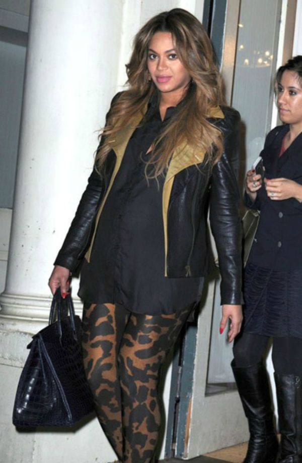 beyonce holiday 1 picnik Fashion Police: Smešna strana mode