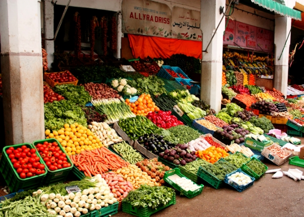 casablanca market Klopajmo na ulici: Mirisi i ukusi Marakeša