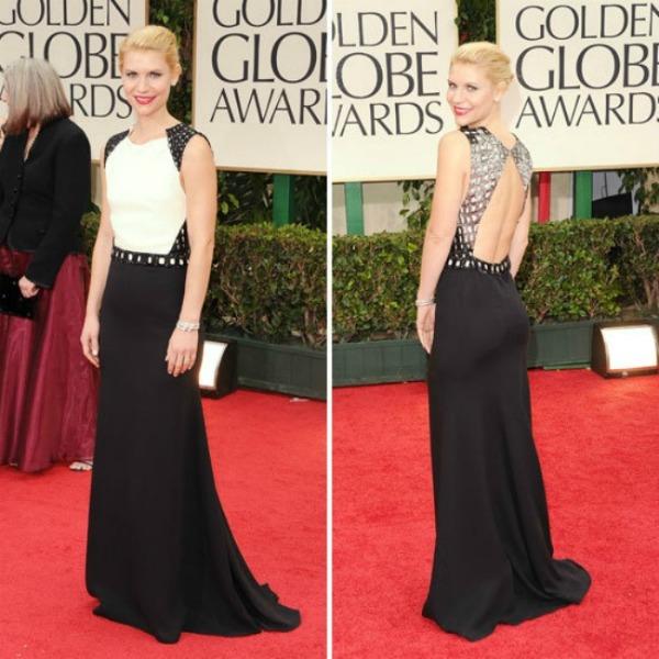 claire Fashion Police: Zlatni globusi 2012