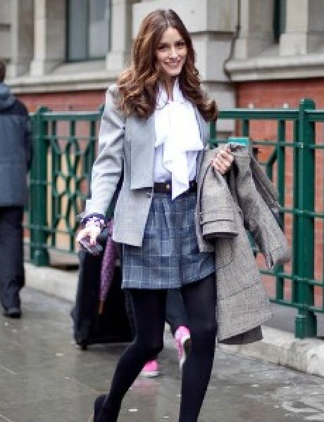 Street Style: Olivia Palermo