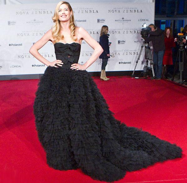 crveni tepih La Moda Italiana: Moda za crveni tepih