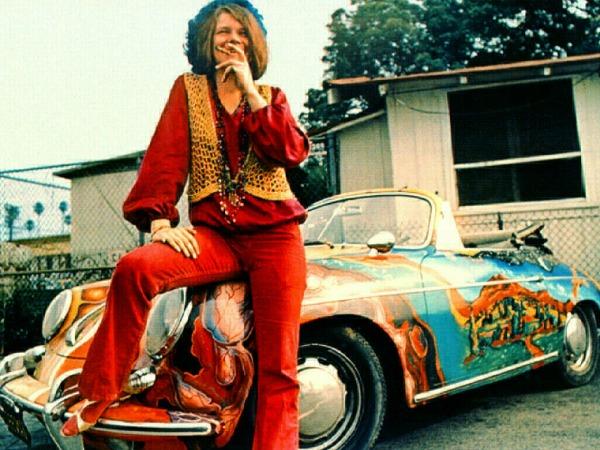 janis car Srećan rođendan, Janis Joplin