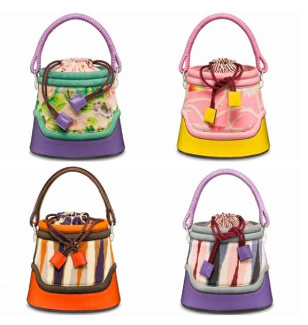 kenzo spring summer 2011 handbags 3 Modni zalogaji: Nove kolekcije, modeli i saradnje