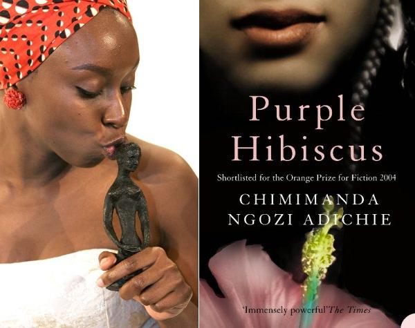 knjiga 3 u 1: Slavuj, kukavica i purpurni hibiskus
