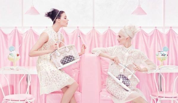louis vuitton 2012 spring summer campaign womens Modni zalogaji: Proleće dolazi na velika vrata