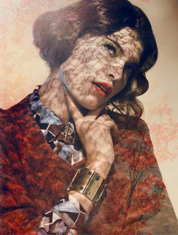 louise pedersen4 Elle Denmark: Uz note umetnosti