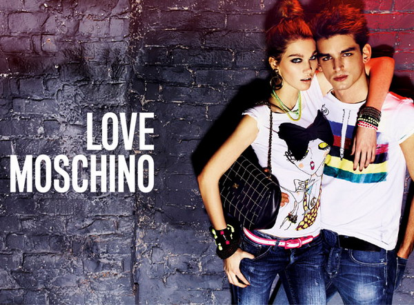 love La Moda Italiana: Moschino   Couture&Shock